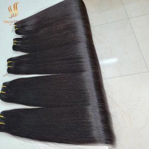 Vietnam hair - Double drawn bone straight hair 26 inches