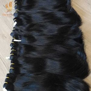 Bundles and frontal - Super double drawn vietnamese hair - human hair