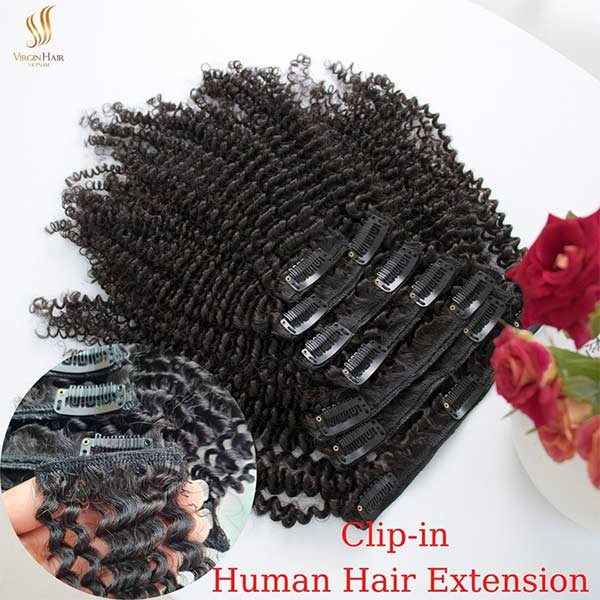 Clip-in-Human-Hair-Extension-