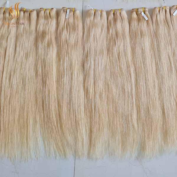 single drawn 613 hair - human hair extensions - vietnam human hair supplier