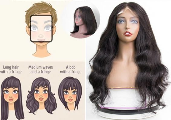 Hairstyles suitable for rectangular face