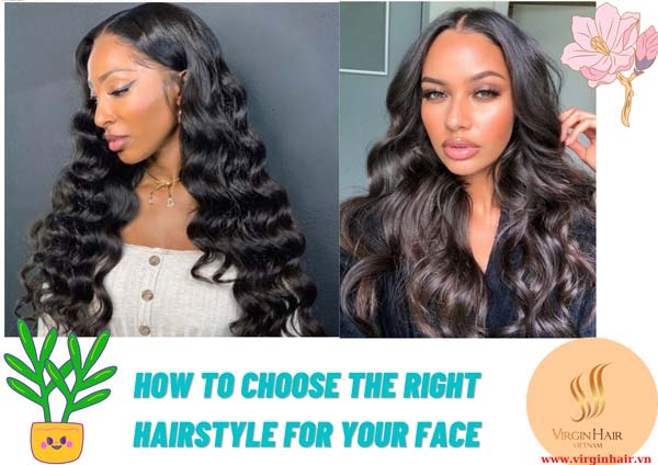 6 Ways To Choose The Right Hairstyles For Your Face