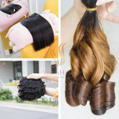 Natural remedies to get rid of dry scalp problem from Virgin Hair Vietnam