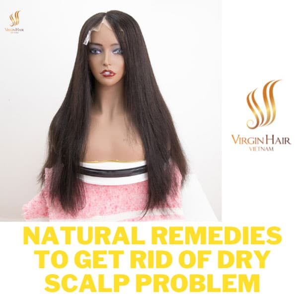 Natural remedies to get rid of dry scalp problem