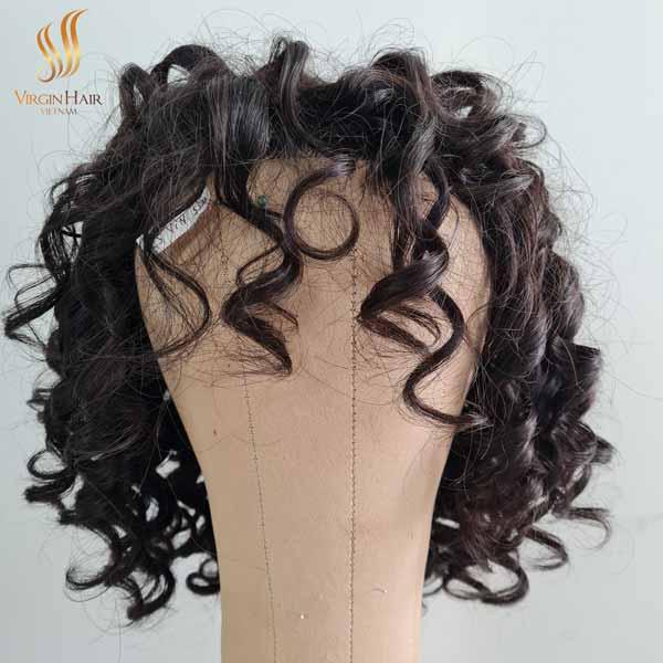 lace front human hair wigs - virgin human hair - vietnamese hair wigs