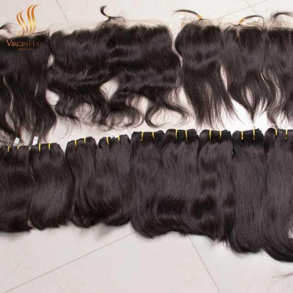 Raw Hair Wholesale Price - Vietnam Hair Extensions - closure and bundles