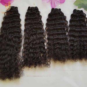 water wave hair bundles with closure - water wave human hair wigs