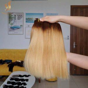 bone straight vietnam hair - vietnamese raw hair - ombre hair