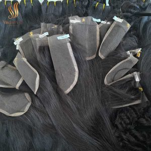 closure wholesale price - human hair lace front wig - vietnamese raw hair