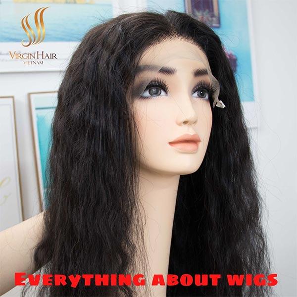wigs-human hair