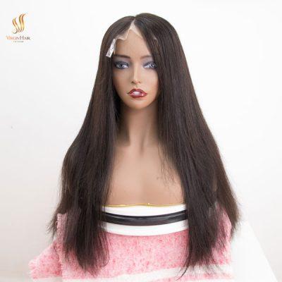 Straight wig vietnamese raw hair
