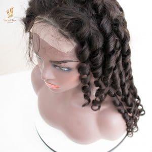 Bouncy Hair Wigs