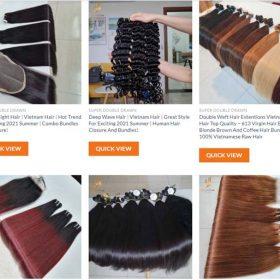 buy human hair online