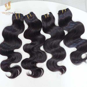 vietnamese hair body wave - human hair extensions - double drawn hair extensions