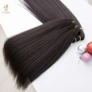 wholesale kinky straight hair