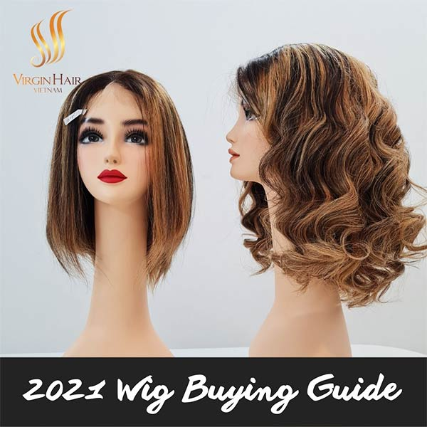 2021 Wig Buying Guide - How to Buy a Wig for the First Time