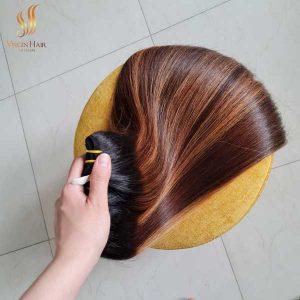piano hair color - vietnamese hair - human hair extensions